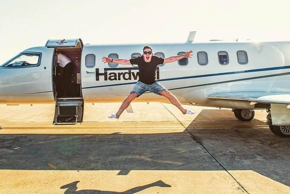 【King of EDM】Hardwell(ハードウェル)って?人気曲や似てる曲