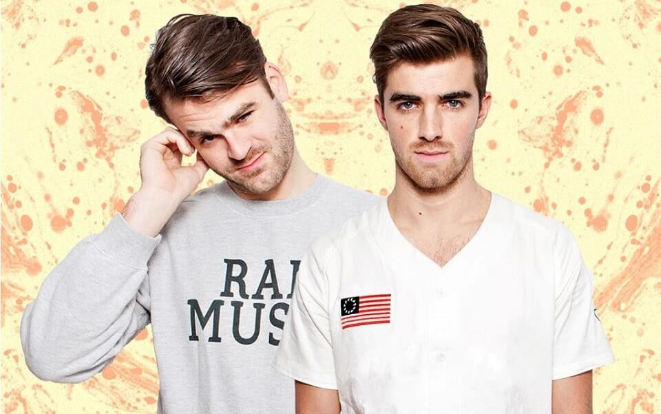 The Chainsmokers(ザ・チェインスモーカーズ)