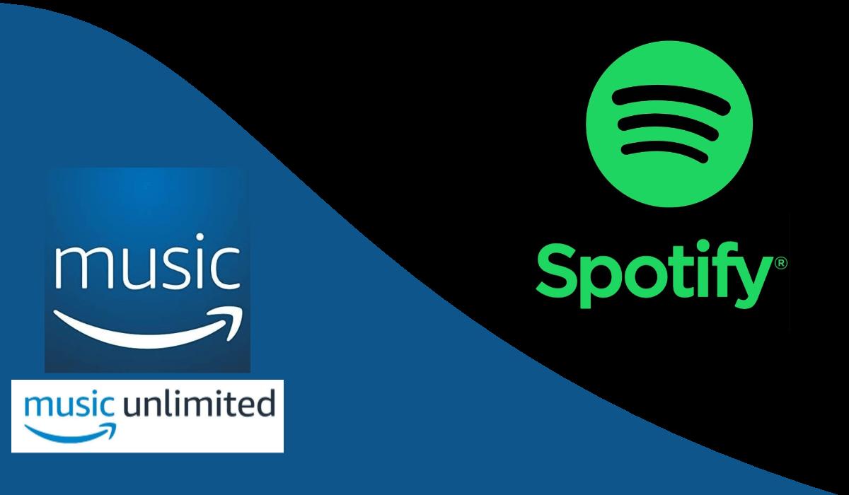 Spotify vs Amazon Music Unlimited!徹底比較!どちらがおすすめ?あなたに合うのは?