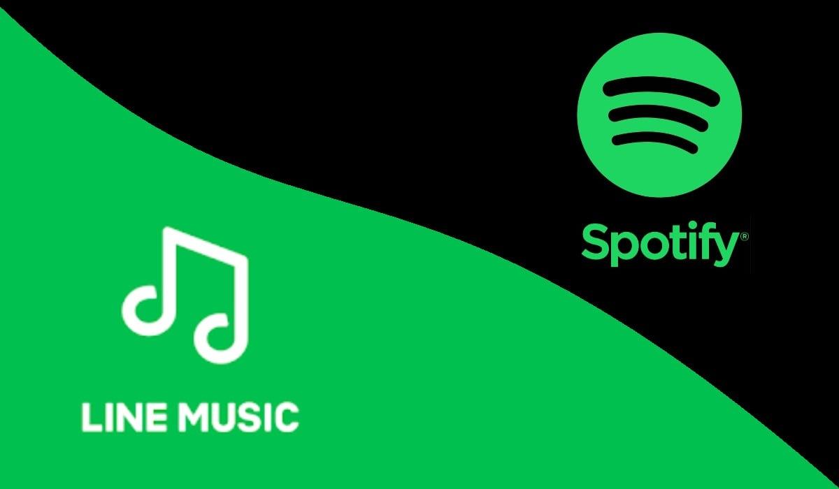 【LINE MUSIC vs Spotify】比較でどっちがおすすめ?あなたが使うべきは?
