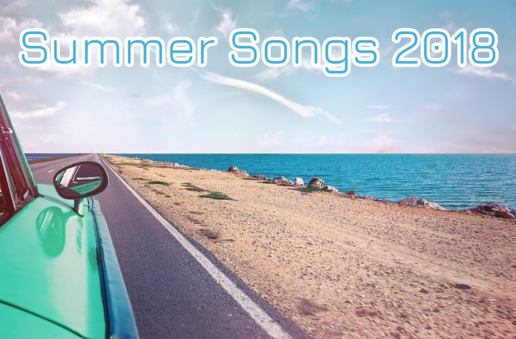 2018夏に聴きたい!盛り上がれるおすすめ洋楽55曲を厳選!!
