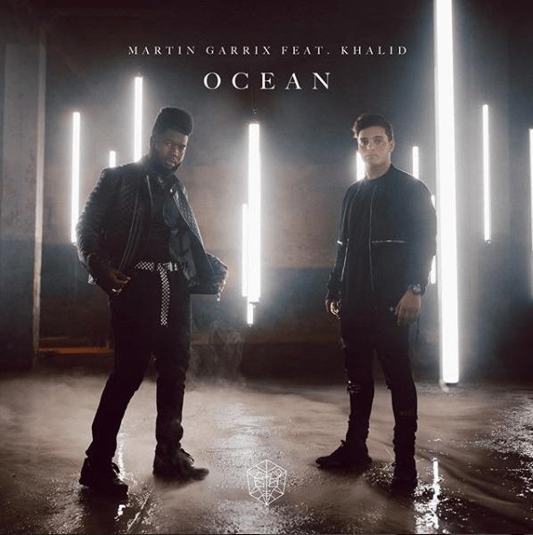 Martin GarrixがKhalidとコラボした新曲「Ocean」を公開!!