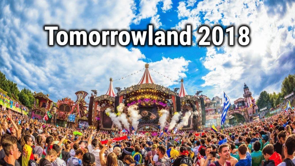 Tomorrowlandの出演者はやっぱり豪華すぎる!2018年に参加するDJ一覧