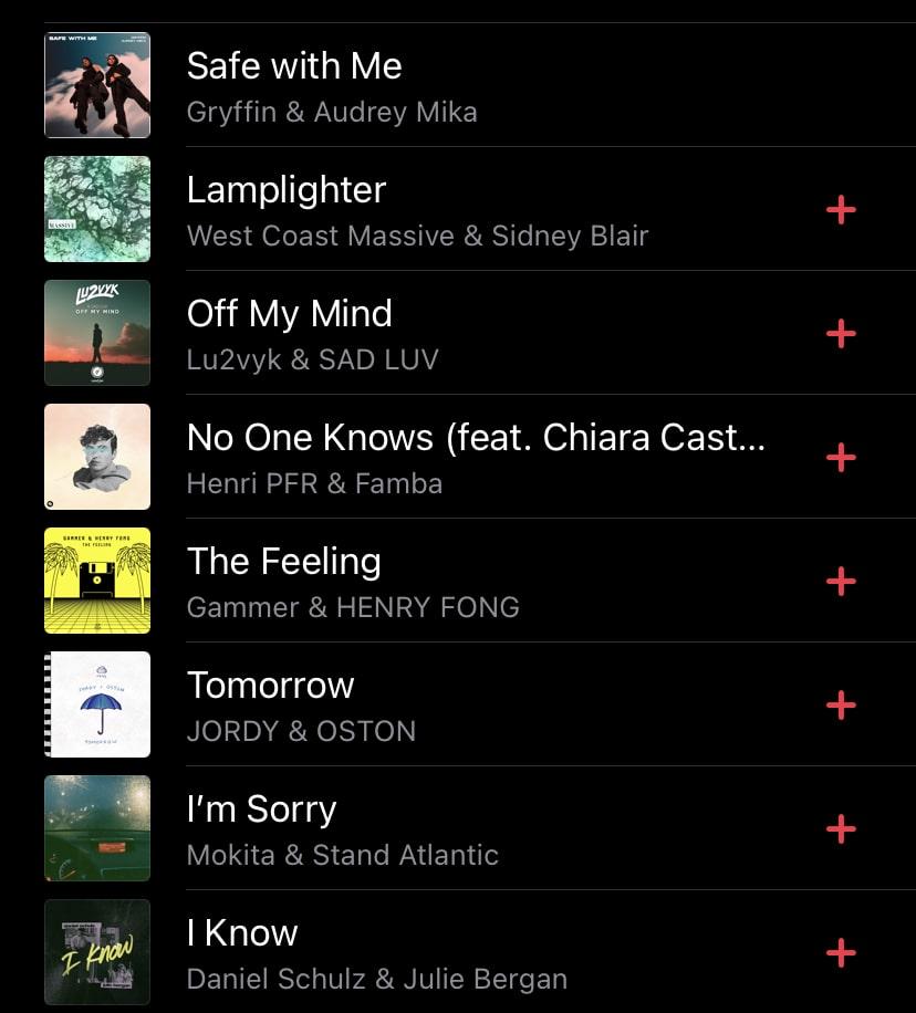Apple Musicの音楽をダウンロードする方法