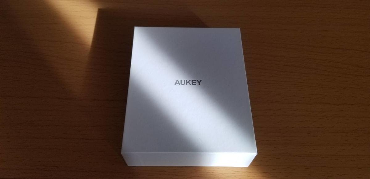 AUKEYのワイヤレスイヤホン「EP-T16S」レビュー!安さと質のバランスGood