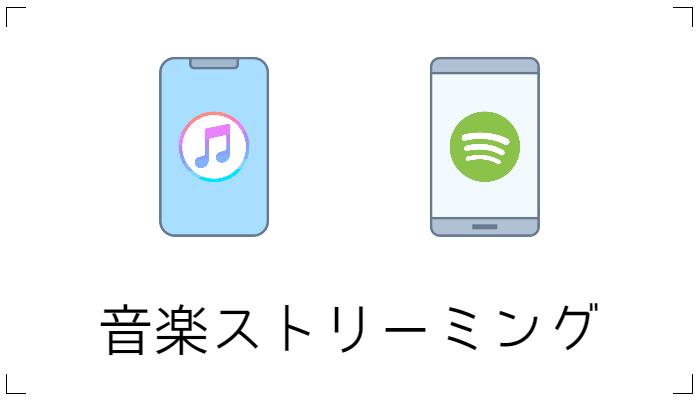 音楽ストリーミングサービス