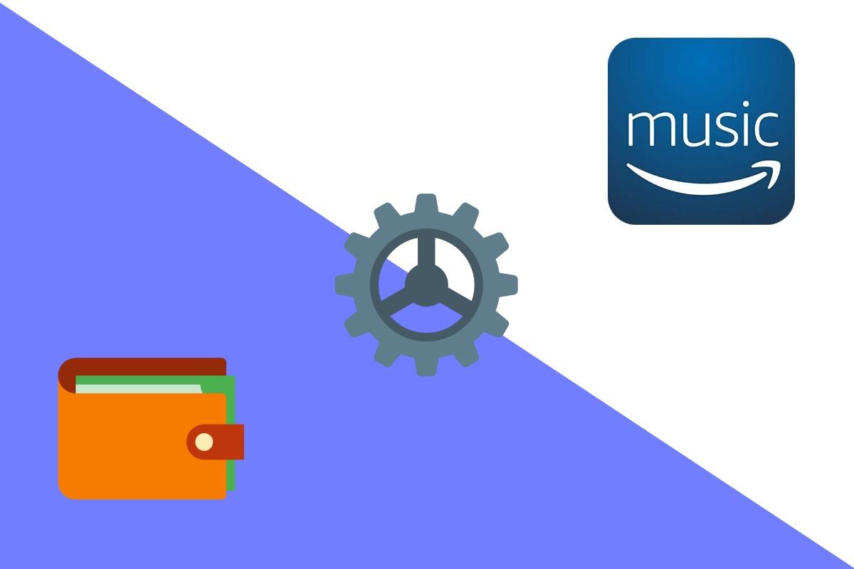 Amazon Musicの支払いを変更する方法とは?Prime、Unlimited、HD対応