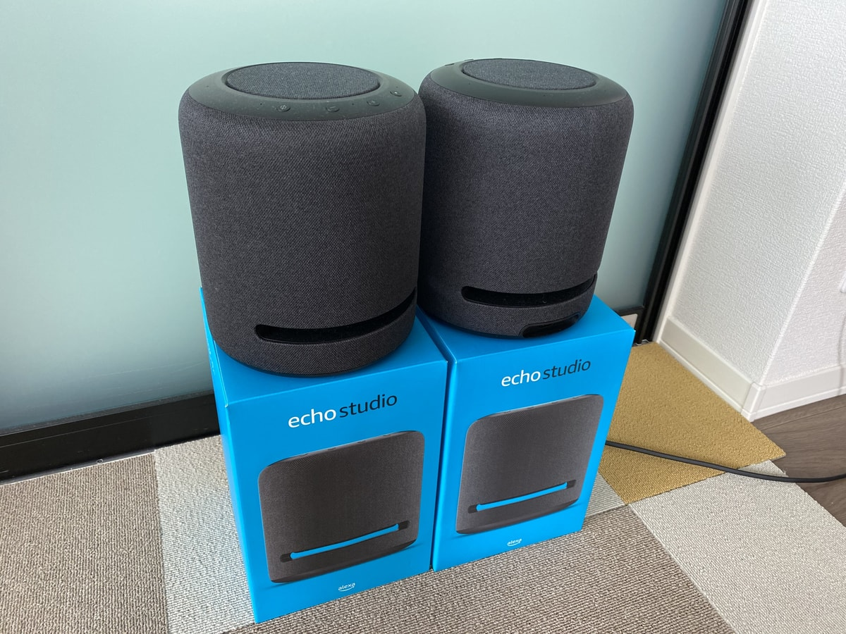 自宅で音楽を聴く環境(Amazon EchoとFire TV)がオススメなのでご紹介!