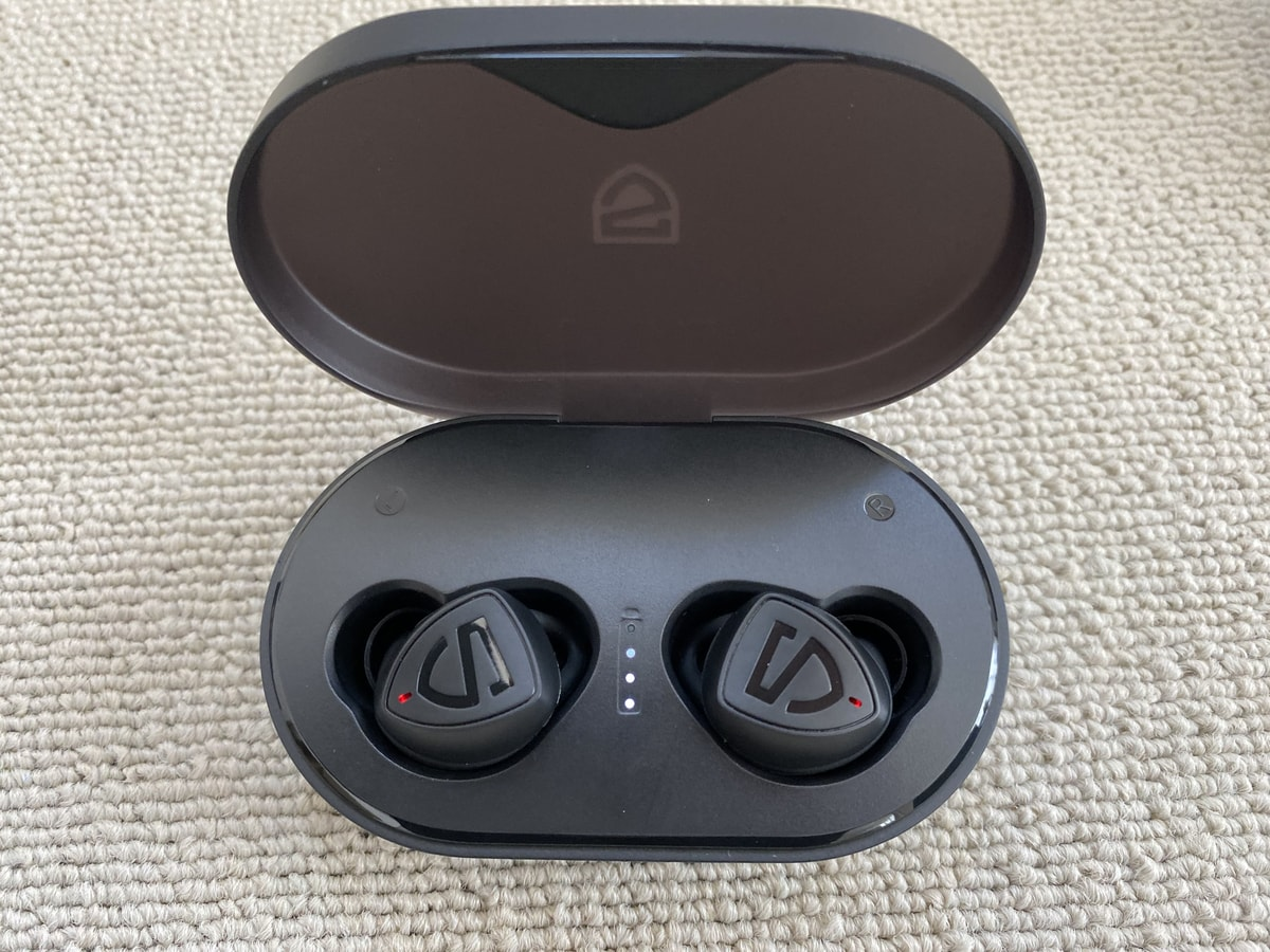 SOUNDPEATS TrueShift2を実機レビュー!細かな操作性と1台2役で活躍すBluetoothイヤホン