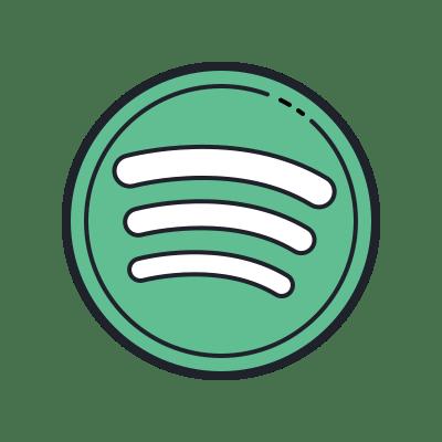 Spotifyフォロー