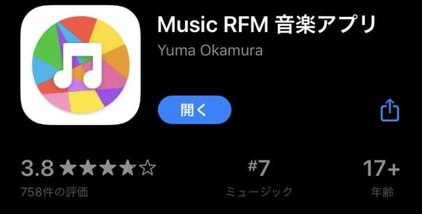 Music RFM