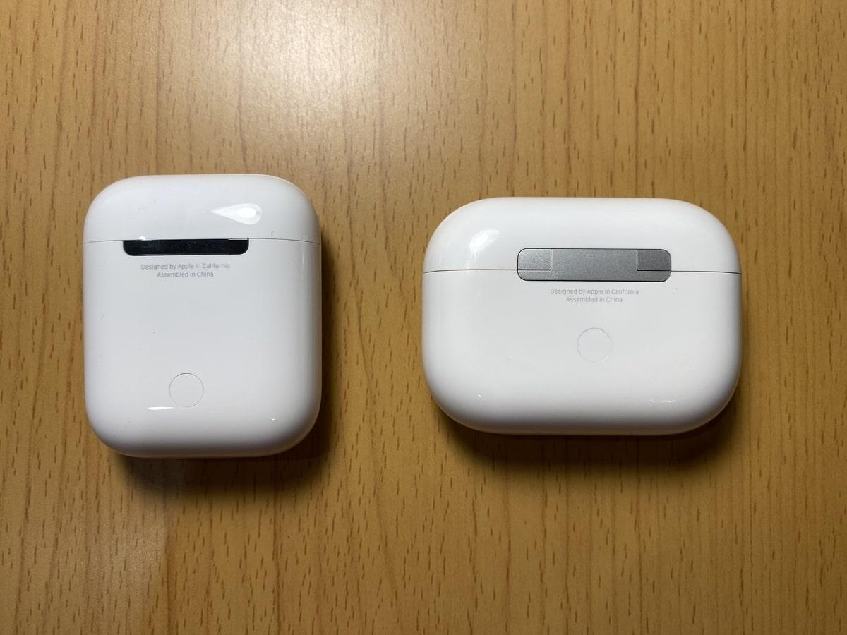 AirPods vs AirPods Pro!違いを実機比較!オススメはどっち?