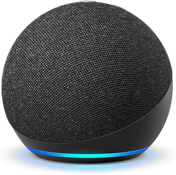 Echo Dot 第4世代 チャコール