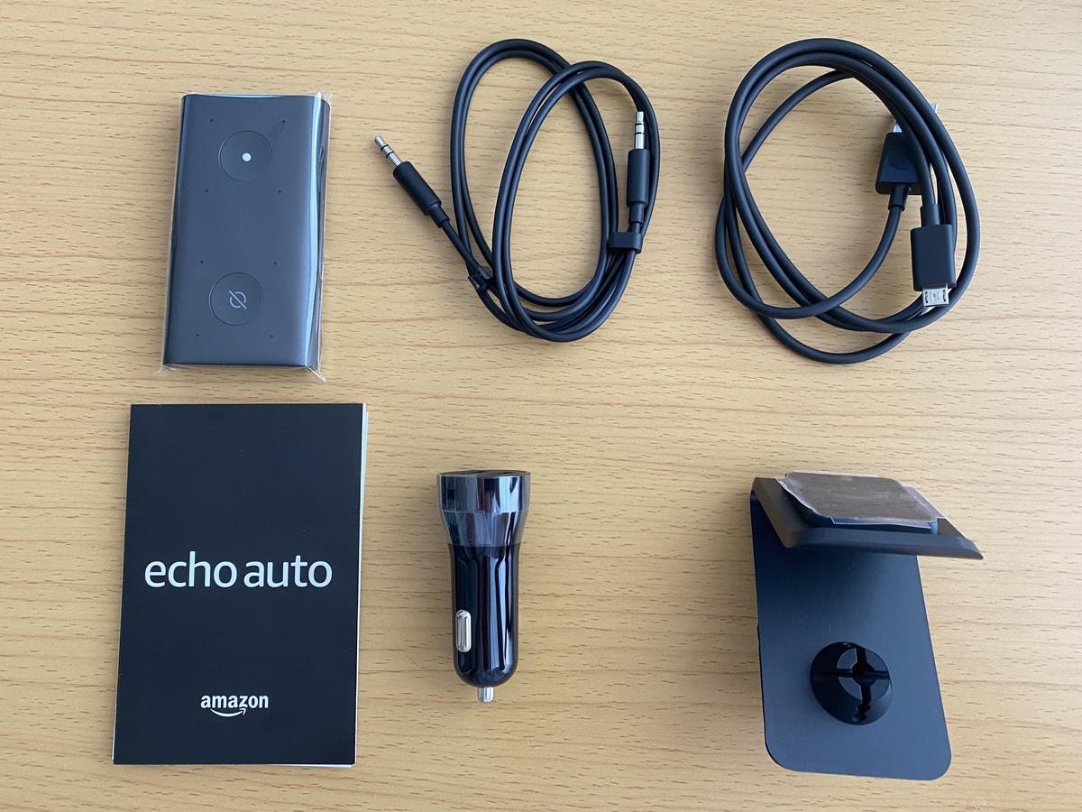 Amazon Echo Auto 実機レビュー