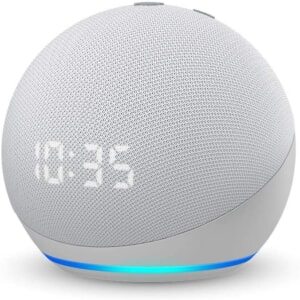 Echo Dot with clock 第四世代