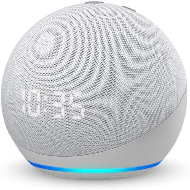 Echo Dot with clock 第四世代