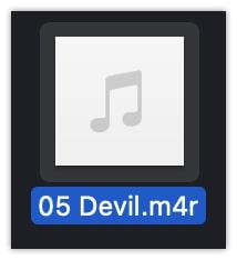 iPhoneの着信音に好きな音楽を設定する方法!CDやmp3など